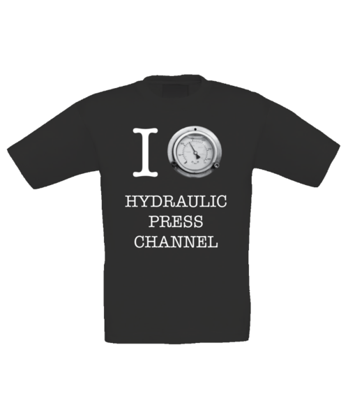 I (crush) Hydraulic Press Channel (dark)