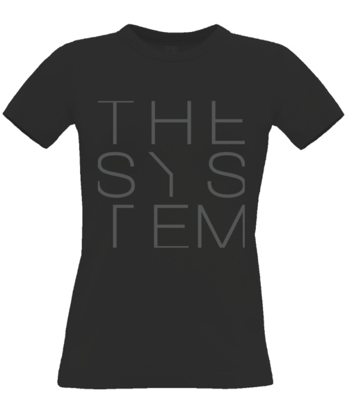 "The System ""Sticks"" Women's Tee"