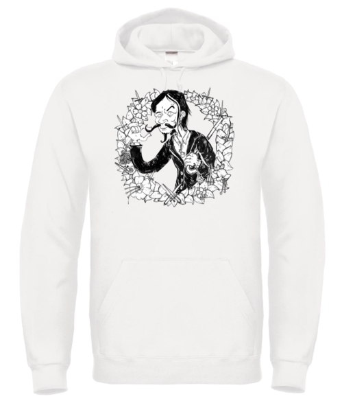 Roky Hill & The Garden Of Daggers / Roky Hill drawing hoodie