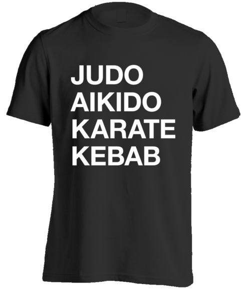 Martial Arts (Pure Waste t-shirt)