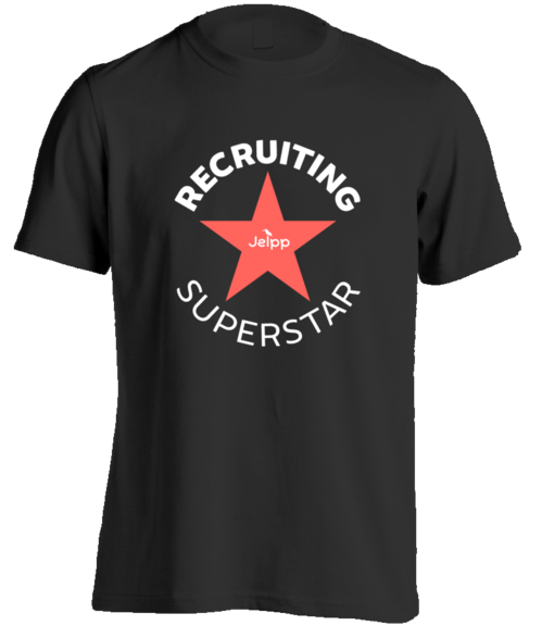 Recruiting Superstar - Premium T-shirt Color