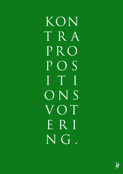 Kontrapropositionsvotering