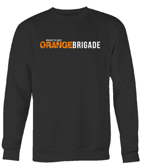 Orange Brigade Sweatshirt