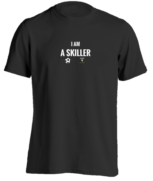 I am a skiller T-SHIRT for men