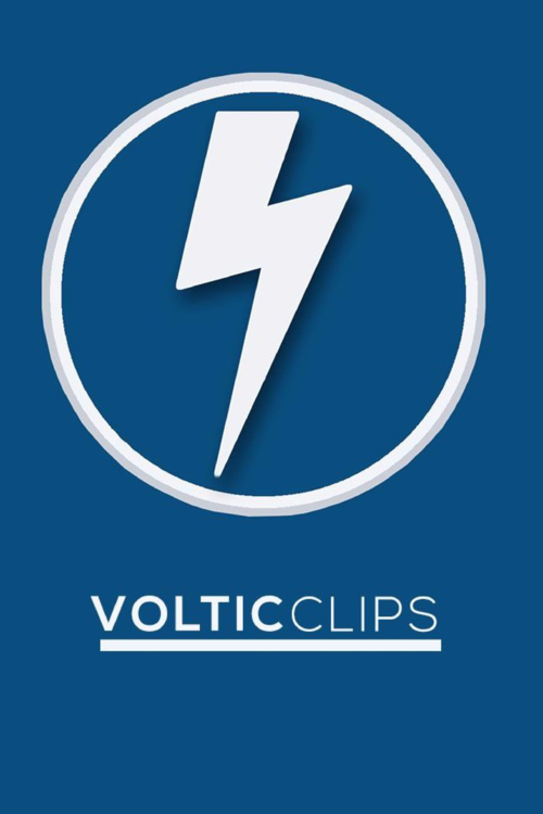 VOLTIC CLIPS POSTER