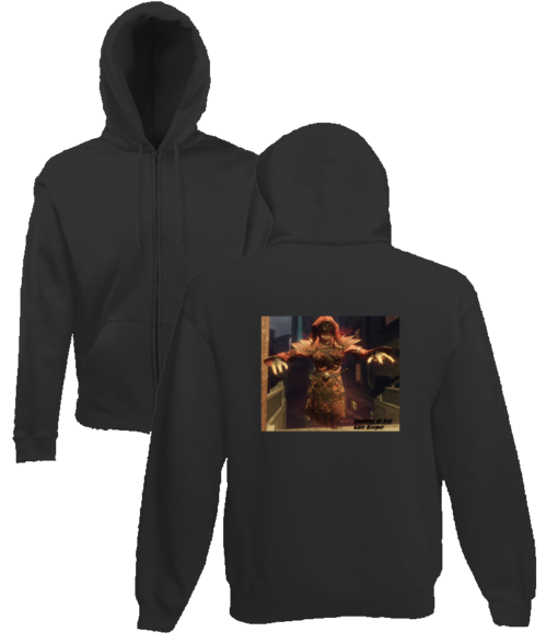 Shadows Of Evil Gate Keeper Hoodie