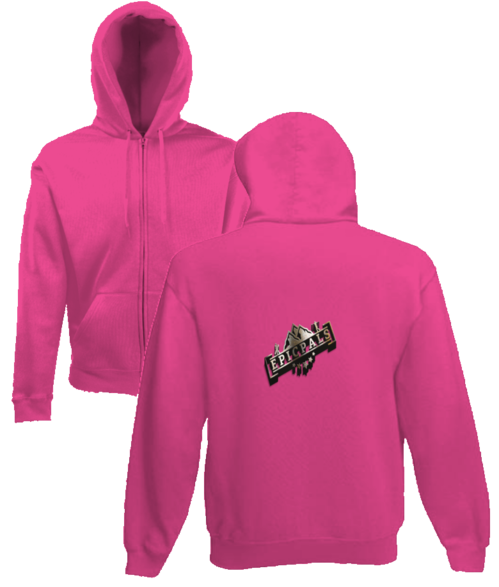 EpicPals Steel Z-Hoodie Women - Backside print (Multicolour)