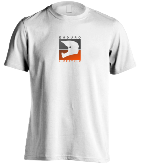 Enduro Lifestyle Sliced T-Shirt