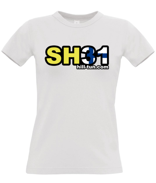 T-shirt, women - SMH Racing