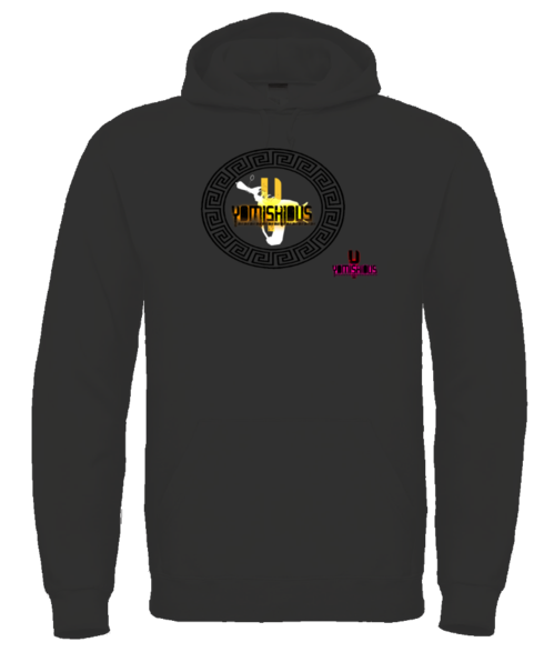 GOLDEN LIGHT - Hoodie - Black