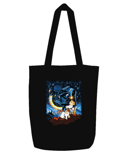 """""""My Little Pop Icons - Hope in Space"""" - Tote bag"""