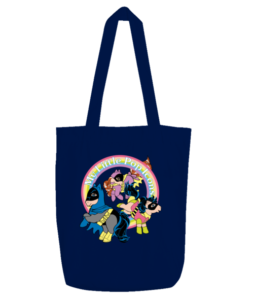 """""""My Little Pop Icons - Holy Hoofs!"""" -Tote bag"""