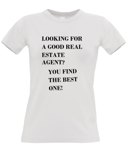 Real estate agent?