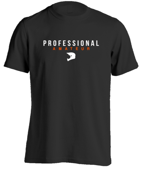 Professional Amateur T-Shirt (Dark)
