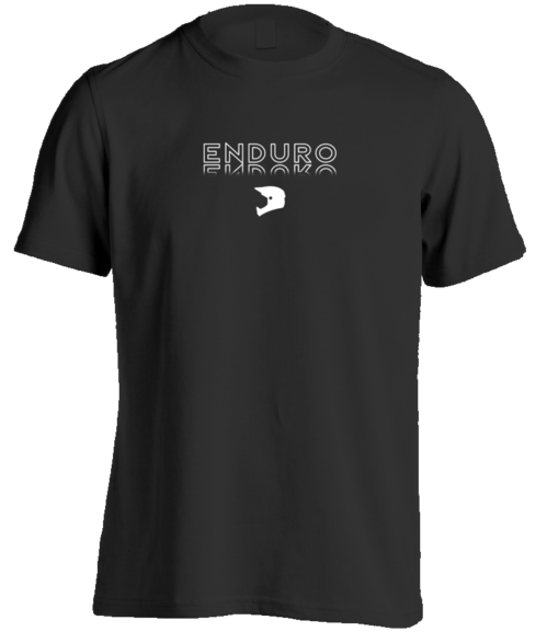Enduro Faded (Dark) T-Shirt