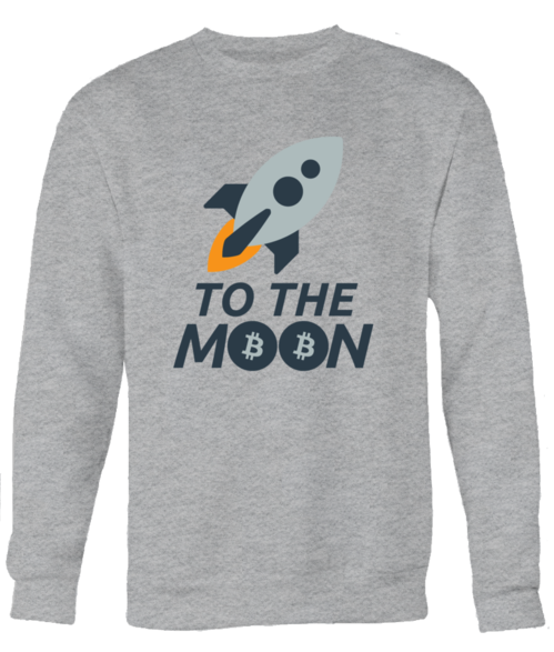 To the moon svetari unisex