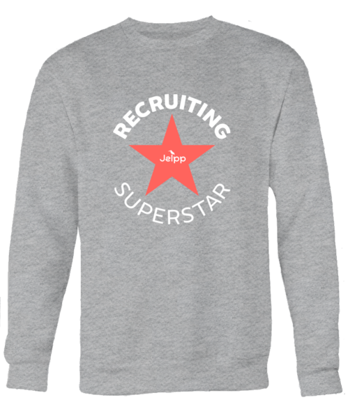 Recruiting Superstar - Unisex Sweatshirt Color