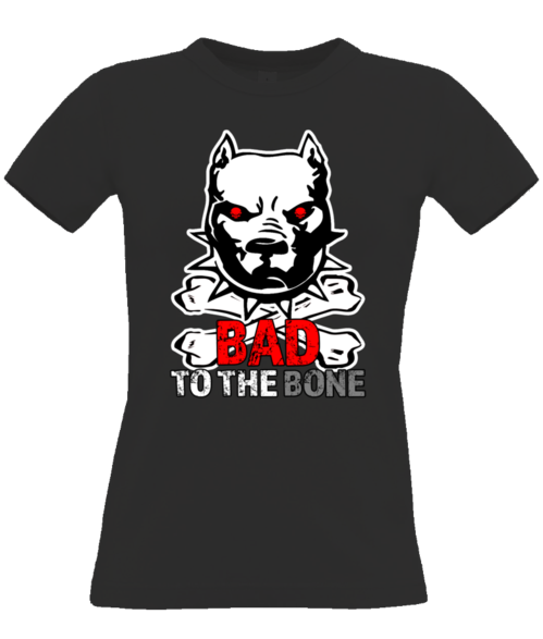 Bad to the bone G design