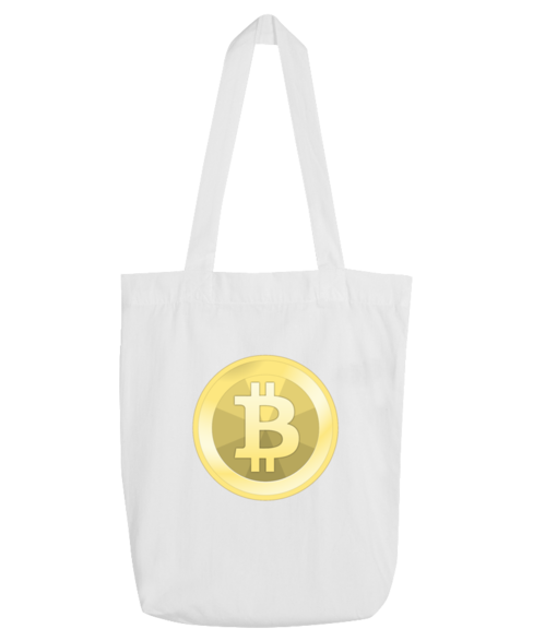 Golden bitcoin kangaskassi
