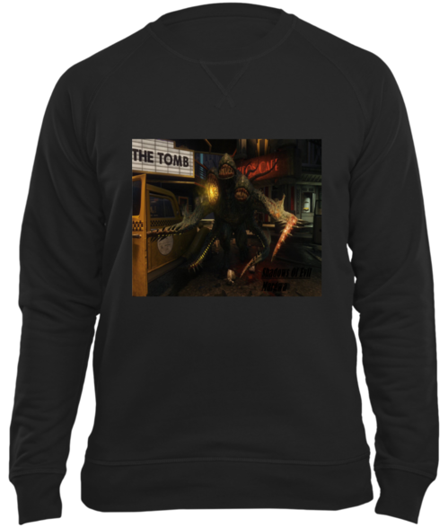 Shadows Of Evil Margwa Sweatshirt