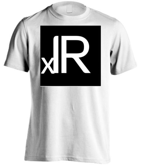 T-shirt With xIR logo
