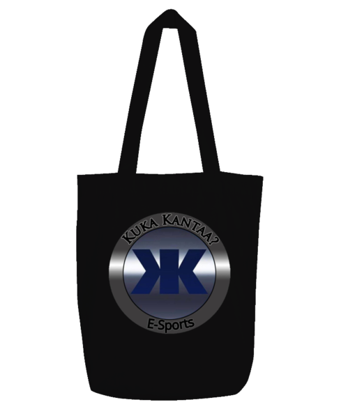 Bag with Kuka Kantaa logo