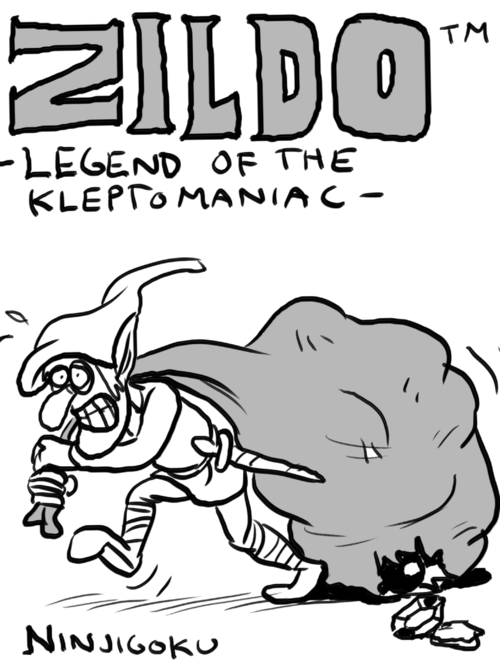 Zildo - The Kleptomaniac