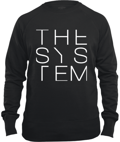 "The System ""Sticks"" Sweater"
