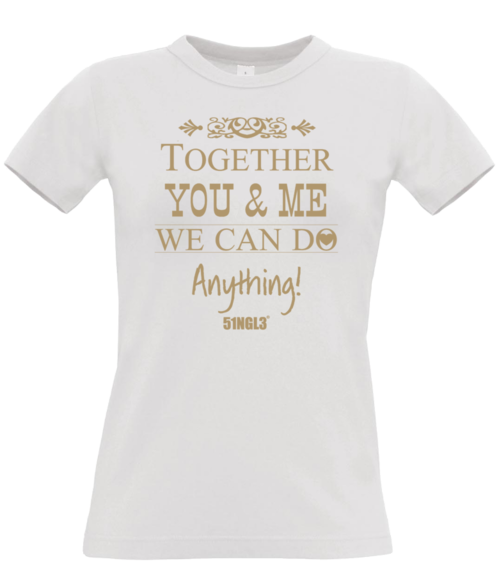 51NGL3 t-shirt #together