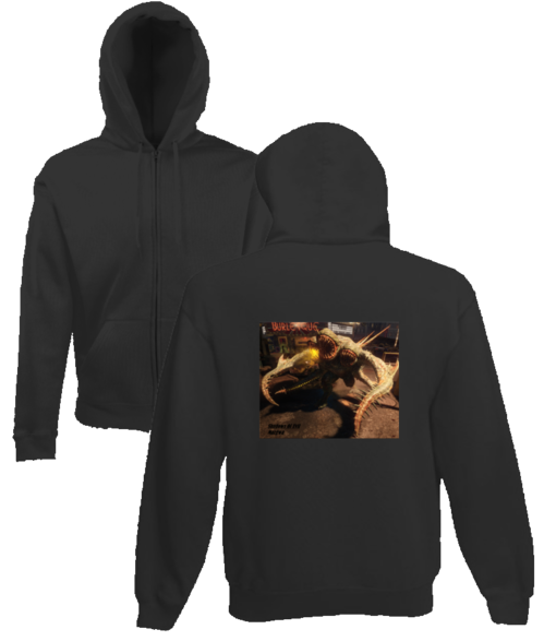 Shadows Of Evil Margwa Hoodie