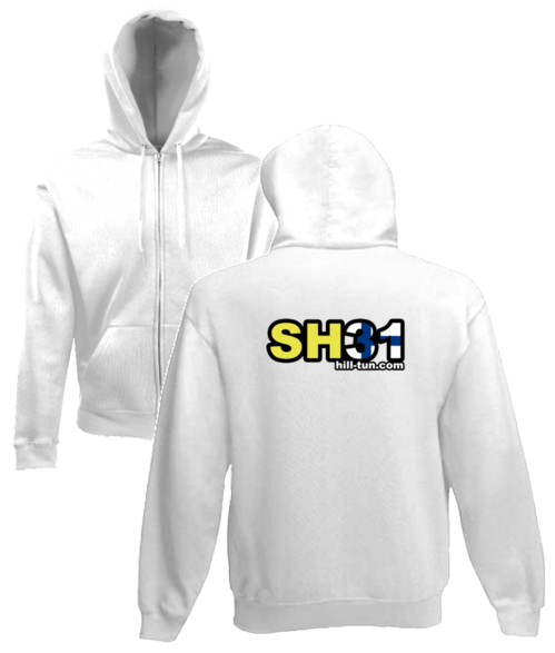 Zipper Hoodie, women - SMH Racing
