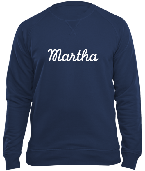 "Sweatshirt ""Martha"""