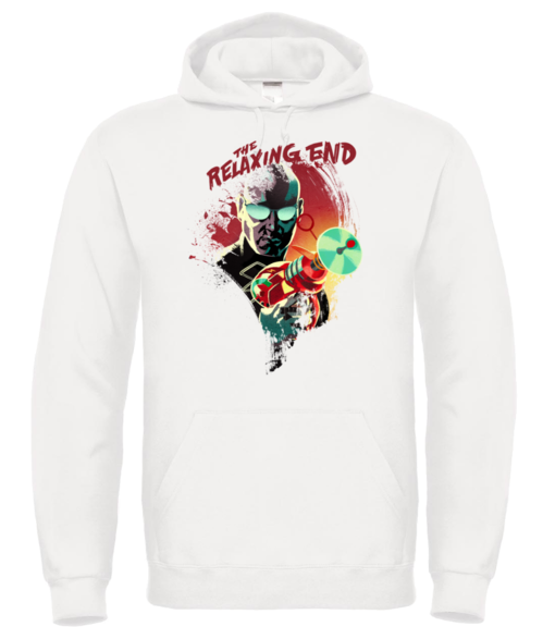The Relaxing End hoodie