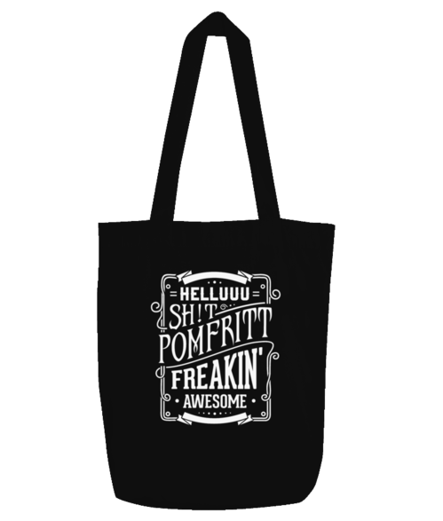 Murderess Quotes Bag White